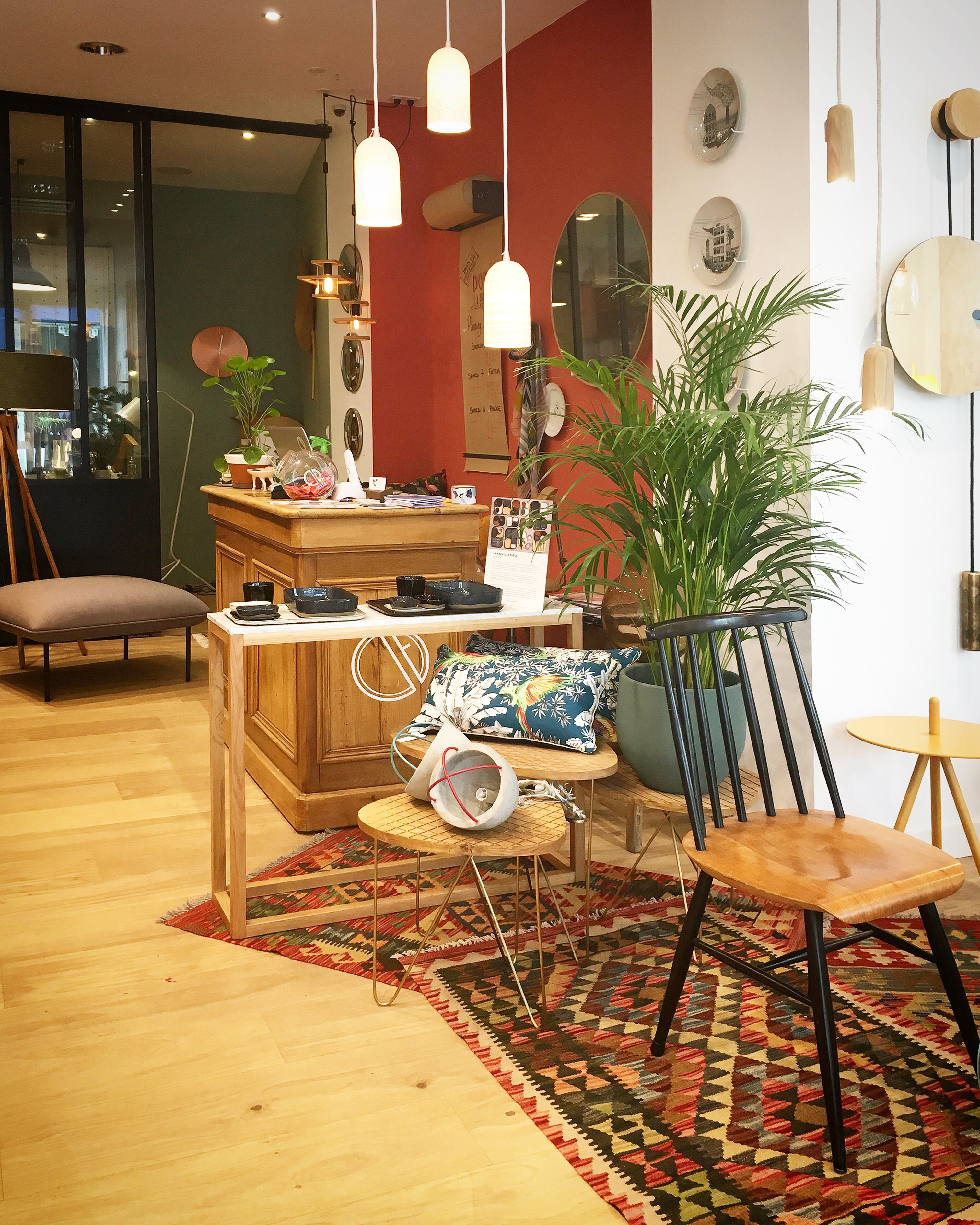 Magasin Dodé - la Boutique atelier à Nantes