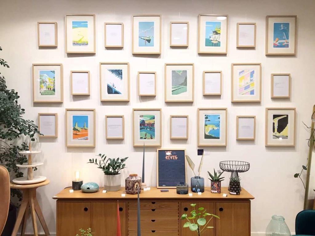 Exposition Atelier Lugus chez Dodé à Nantes