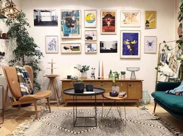 Exposition rétrospective 2018 chez Dodé à Nantes